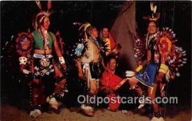 ind300218 - Ben Marcus & His Taos Warriors  Postcard Post Cards