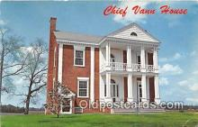 ind300219 - Chief Vann House Spring Place, Georgia Postcard Post Cards