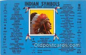 ind300233 - Indian Symbols  Postcard Post Cards
