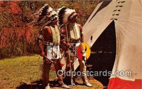 ind300237 - Kiowa Braves  Postcard Post Cards
