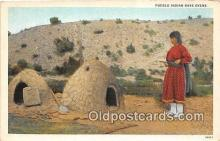 Pueblo Indian Bake Ovens