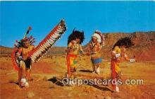 ind300269 - Indian Dancers Gallup, New Mexico, USA Postcard Post Cards