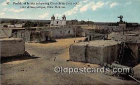 Pueblo of Isleta