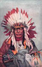 Chief Black Thunder