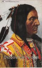 Chief Hollow Horn Bear