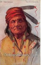 Chief Geronimo