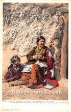 ind402025 - Indian Old Vintage Antique Postcard Post Card