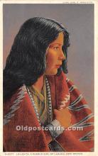 ind402029 - Indian Old Vintage Antique Postcard Post Card