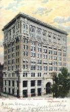 ins001006 - Security Mutual life Insurance Building, Binghamton, New York, USA Insurance Postcard Postcards