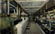 int001004 - Pin Ton Company, Los Angeles, CA Retail Interior Postcard Postcards