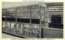 int001016 - Eckerd's Drug Store, Columbia, SC Retail Interior Postcard Postcards