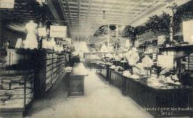 int001020 - Eiband & Fischer, New Braunfels, TX Retail Interior Postcard Postcards