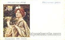 job001010 - Artist Maxence Collection Job Cigarette Advertising Postcard Postcards