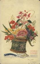 jpn001038 - German American Novelty Art Series Japanese Postcard Postcards