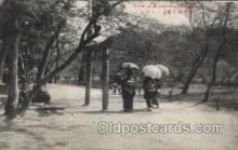 jpn001063 - Inari Shrine, Fushimi Japanese Postcard Postcards