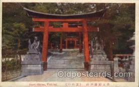 jpn001064 - The Maple-tree of Kiyamizji, Kyoto Japanese Postcard Postcards
