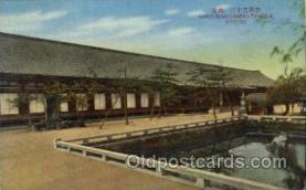 jpn001077 - Sanjusangendo-Temple Kyoto Japanese Postcard Postcards