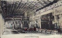 jpn001133 - Interior of Nikkp Temple Japanese Postcard Postcards