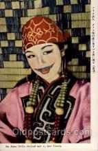 An Ainu Belle