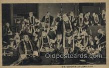 jpn001235 - Japanese Samurai Old Vintage Antique Postcard Post Cards