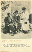 jud001005 - Judaic Judaica Postcard Postcards