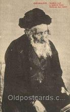 jud001009 - Rabbin Juif, Judaic Postcard Postcards