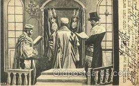 jud001016 - Judaic Judaica Postcard Postcards