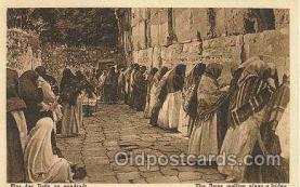 jud001019 - Judaic Judaica Postcard Postcards