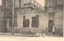 jud001020 - Le Crime De Reims Synagogue, Judaic Postcard Postcards
