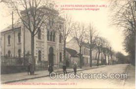 jud001031 - Boulevard Turenne Synagogue, Judaic Postcard Postcards