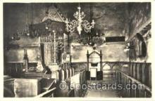 jud001051 - Prague Synagogue, Judaic Postcard Postcards