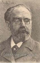 jud001058 - Emile Zola, Judaic Postcard Postcards