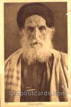 jud001096 - Vieux Rabbin Judaic, Judaica, Postcard Postcards