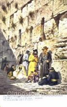 jud001099 - Jerusalem Judaic, Judaica, Postcard Postcards