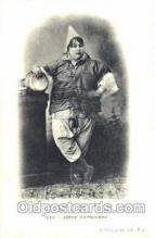 jud001117 - Juive Tunisienne Judaic, Judaica, Postcard Postcards