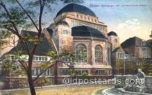 jud001136 - Essen. Synagogue, Judaic, Judaica, Postcard Postcards