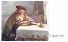 jud001175 - Judaic, Judaica, Postcard Postcards