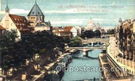 jud001179 - Strasbourg - Eglise St. jean Judaic, Judaica, Postcard Postcards