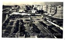 jud001180 - London Square & Yarkonst, Tel - Aviv Judaic, Judaica, Postcard Postcards