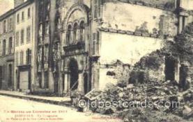 jud001182 - Luneville - La Synagogue Judaic, Judaica, Postcard Postcards