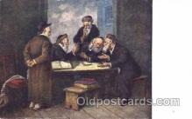 jud001184 - Judaic, Judaica, Postcard Postcards