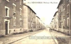 jud001185 - Venissieux - Rue Isaac Judaic, Judaica, Postcard Postcards