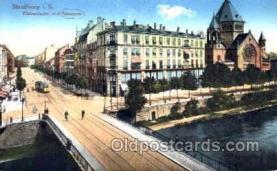 jud001190 - Strasbourg Synagoge Judaic, Judaica, Postcard Postcards