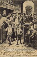 jud001222 - Judaic, Judaica Postcard Postcards