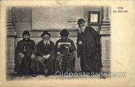 jud001266 - Judaic, Judaica Postcard Postcards
