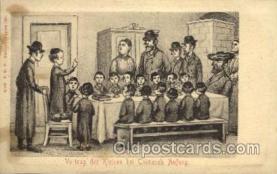 jud001267 - Judaic, Judaica Postcard Postcards