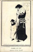 jud001269 - Judaic, Judaica Postcard Postcards