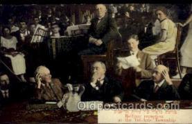 jud001285 - Judaic, Judaica Postcard Postcards