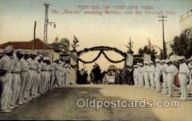 jud001288 - Judaic, Judaica Postcard Postcards