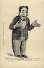 jud001310 - Judaic, Judaica Postcard Postcards